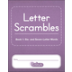 Letter Scrambles 1 Journal