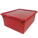Stowaway Letter Box with Lid (5