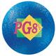 Blue Playground Ball