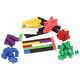 Plastic Deci-Rods Set