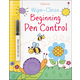 Wipe-Clean Beginning Pen Control