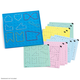 Geoboard Activity Cards - 12 2-sided cards