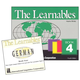 Learnables German Level 4 Complete Set with CDs