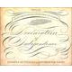 Spencerian Penmanship Practice Book: Declaration of Independence