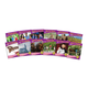 Decodable Readers: Non-Fiction Phase 5 Vowel Sound (set of 12)