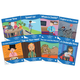 Fantail Readers: Fiction - Blue (set of 8) Reading Level 9-11, Guided Reading Level D-H