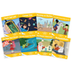 Fantail Readers Gold Fiction set of 8