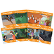 Fantail Readers: Fiction - Orange (set/8) Reading Level 15-16, Guided Reading Level H-J