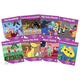 Fantail Readers Purple Fiction set of 8