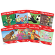 Fantail Readers: Fiction - Red (set of 8) Reading Level 3-6, Guided Reading Level B-D