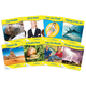 Fantail Readers: Non-Fiction - Yellow (set/8) Reading Level 6-8, Guided Reading Level C-F