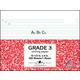 Grade Three Ruled Filler Paper Ream Pack