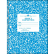 Grade Two Composition Notebook - Blue Marble Cover