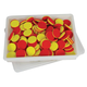 Simple Solution Two Color Red/Yellow Counters (pack of 100)