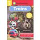 Trains (Smithsonian Reader Level 1)