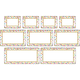 Clingy Thingies Labels & Mini Labels - Confetti