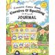 Creative Comic Book Cursive & Spllng DIY Jrnl