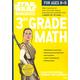 Star Wars Workbook: 3rd Grade Math