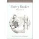 Poetry Reader: Volume 1