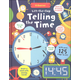 Lift-the-Flap: Telling Time (Usborne)