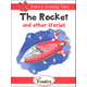 Jolly Phonics Decodable Readers Level 1 Snake's Amazing Tales - Rocket and other stories