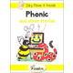 Jolly Phonics Decodable Readers Level 2 Inky Mouse & Friends - Phonic and other stories