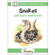 Jolly Phonics Rdr L3 Phnc Fntstc Facts Snakes