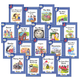 Jolly Phonics Decodable Readers Level 4 Complete Set (18 Titles)