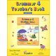Jolly Phonics Grammar 4 Teacher's Book (Print Letters)