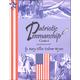 Patriotic Penmanship Grade 6 Enlarged Script