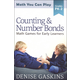 Counting & # Bonds:Math Games for Early Lrnrs