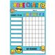 Write & Wipe Magnetic Chart - Emoji Chore Chart