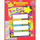 Success Star Chart - Pack of 25 with 100 Stickers