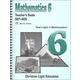 Mathematics Teacher's Guide 601-605 Sunrise Edition