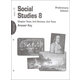 Social Studies Grade 8 Changing Frontiers Reviews & Tests Answer Key