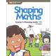 Shaping Maths Teacher's Planning Gd 1B 3rd Ed
