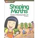 Shaping Maths Teacher's Planning Guide 2B 3rd Edition