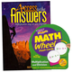 Access to Answers Multiplication CD with Math Wheel Flash Cards