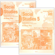 Social Studies 501-509 LightUnit Answer Key Set Sunrise Edition
