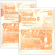 Social Studies 601-610 LightUnit Answer Key Set Sunrise Edition