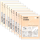 Social Studies 601-610 LightUnit Set old edition for 7th grade