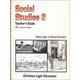 Social Studies 200 Tchr Gd Sunrise Ed w/answr