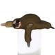 Eugy 3D Sloth Dodoland Model