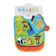 Little Jungle Bibs 2 Go with Pouch