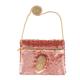 Rose Gold / Gold Magic Sequin Belt Bag