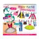 Paper Mache - 3D Fashion Design Portfolio Set