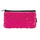Pink/Silver Magic Sequin Mini Pencil Pouch