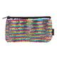 Rainbow / Silver Magic Sequin Mini Pencil Pouch