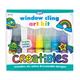 Creatibles D.I.Y. Window Cling Art Paint - 8 piece set