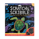 Ocean Life Scratch & Scribble Art Kit: 10 piece set